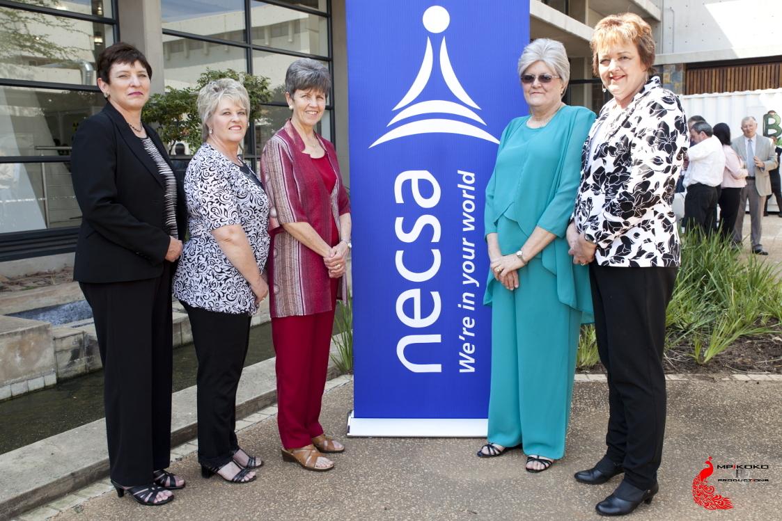 2015 NECSA Long Service Awards
