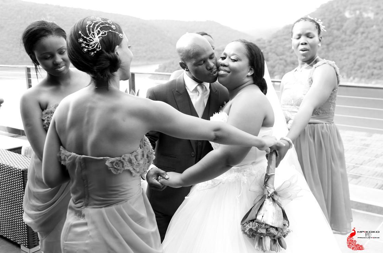 Mcebo and Hlengiwe Buthelezi