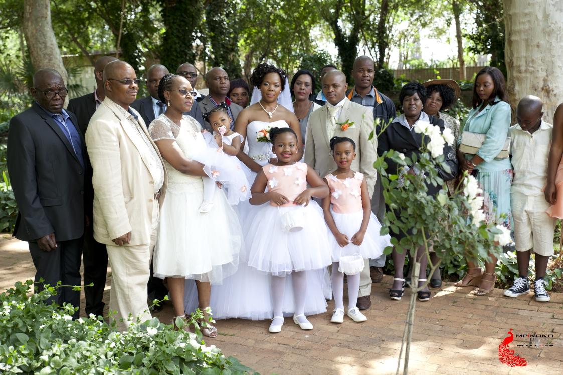 Bhekuthando and Thokozile