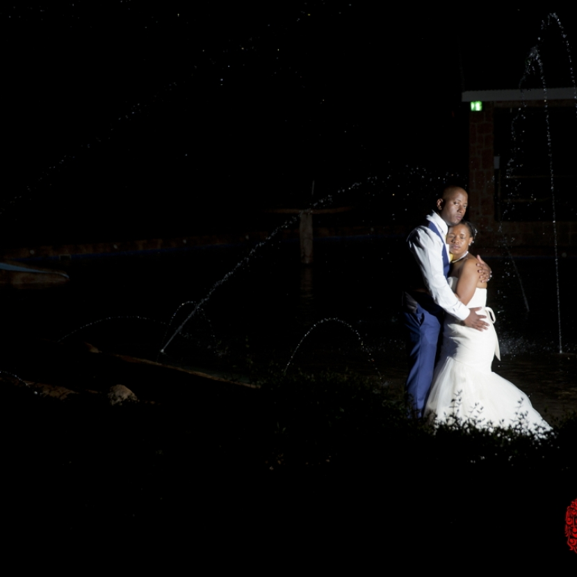 Neo And Cathrine's Wedding Day