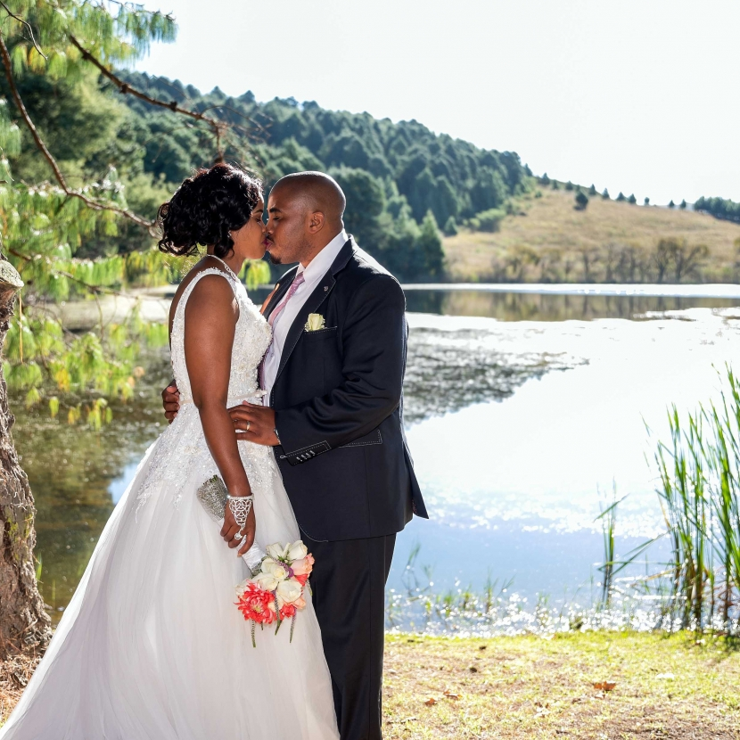 Wedding Of Njabulo And Thando